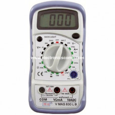 Vartech MAS830L Digital Multimeter - Original