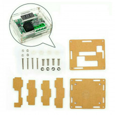 W1209 Module Transparent Acrylic Casing