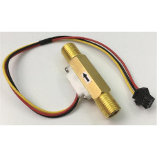 1/4 inch Brass Water Flow Sensor - SEN-HZ41WC