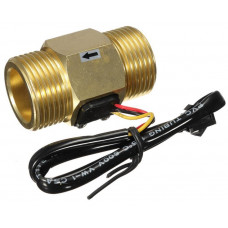 1 inch Brass Water Flow Sensor SEN-HZG1WA