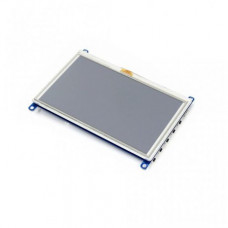 Waveshare 5 Inch Resistive HDMI LCD Display (G) 800x480