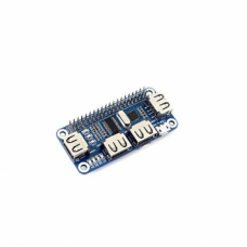 Waveshare USB to Serial Port Expansion Board HUB