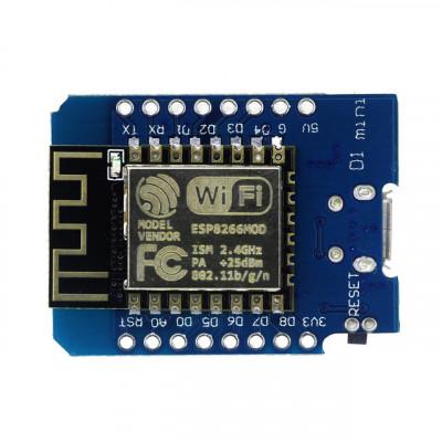 Wemos D1 Mini - IOT ESP8266 Based Development Board