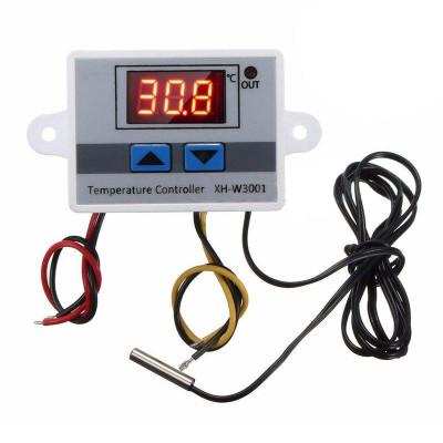 XH-W3001 220V AC 1500W Digital Temperature Controller Microcomputer Thermostat Switch Module